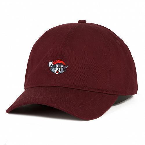"""Бейсболка """"Matroskin"""" красная бренда Запорожец – купить по цене 1188 руб. в интернет-магазине Республика, 458638. Нет в наличии"""