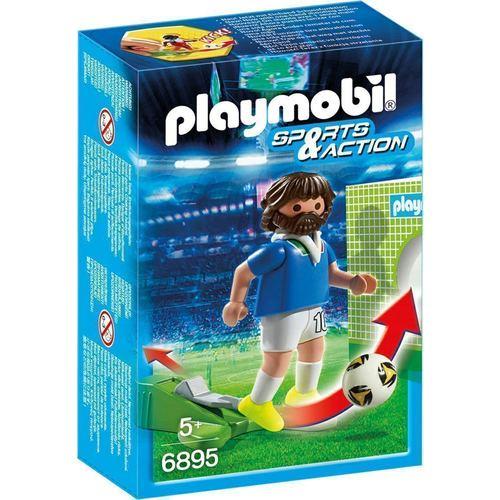 """Игровой набор """"Футбол. Игрок сборной Италии"""", 9 x 14 5 см"""