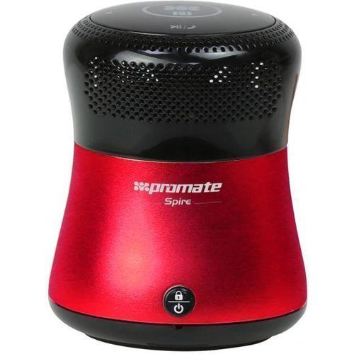 Bluetooth-динамик Spire красный беспроводной bluetooth динамик громкой связи автомобильный комплект спикер солнцезащитный козырек клип