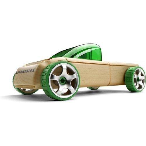 Автомобиль-конструктор, зеленый конструктор автомобиль маруся avtoys