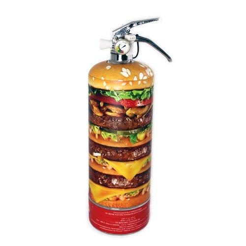 Огнетушитель сувенирный Бургер, 2 л цена