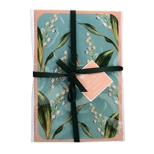 Набор ароматических саше Ландыши набор ароматических саше wax lyrical цветущий хлопок 45 г 2 шт