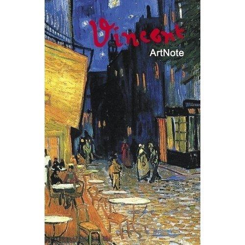 """Блокнот """"ArtNote. Ван Гог. Ночное кафе"""""""