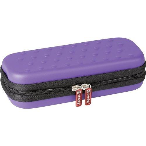 Пенал на молнии фиолетовый цена и фото