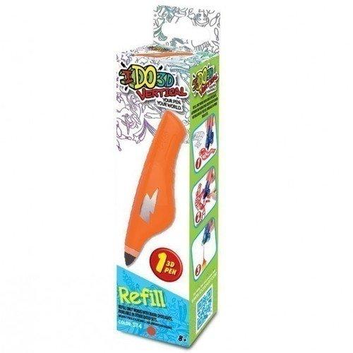 Фото - Картридж для 3D ручки Вертикаль, оранжевый 3d очки