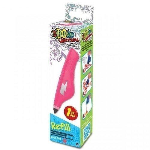Фото - Картридж для 3D ручки Вертикаль, розовый 3d очки