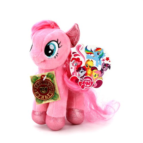 "цены Мягкая игрушка My Little Pony ""Pinkie Pie"", 18 см"