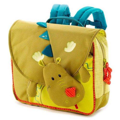 Дошкольный рюкзак Дракон Уолтер дисней disney автомобили зажигать случайные детские школьные сумки рюкзак детский сад первый класс синий цвет rl0017b портфель