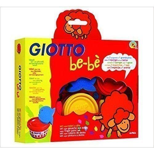 Купить Набор для рисования руками Super Finger Colours , Giotto, Наборы для творчества