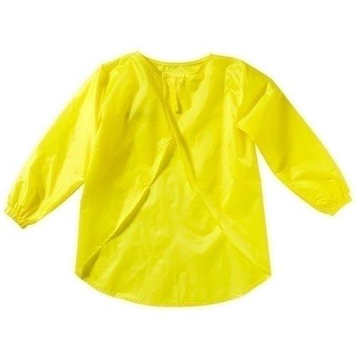 Фартук с рукавами, желтый