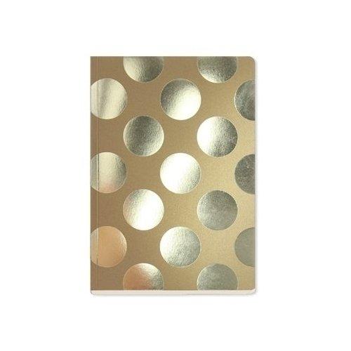 Блокнот Shimmer А5, в линейку, золотой горох блокнот shimmer а6 кремовый горох