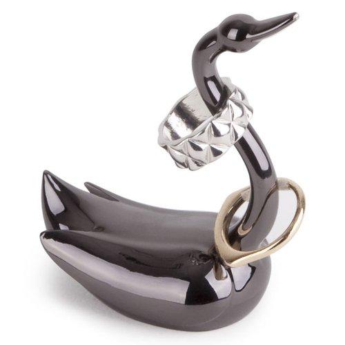 "Подставка для колец ""Zoola лебедь"""