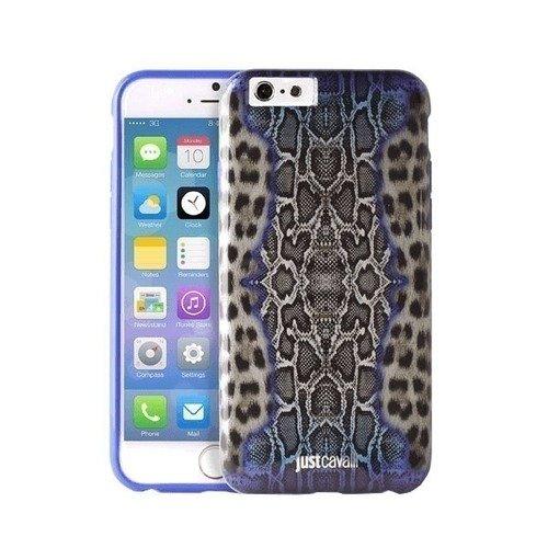 Чехол для iPhone 6 Just Cavalli Python Leopard синий JCIPC647PYLEOBLUE brotola синий цвет iphone 78