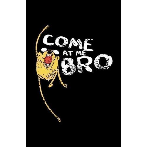 """Блокнот """"Джейк. Come at me, bro"""", 96 листов, Эксмо  - купить со скидкой"""
