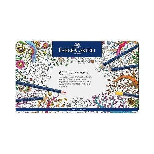 """Акварельные карандаши """"Art Grip Aquarelle"""", 60 цветов"""