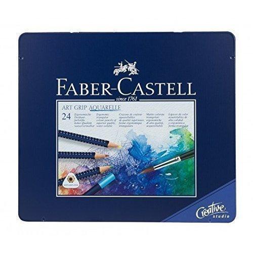 Акварельные карандаши Art Grip Aquarelle, 24 цвета набор art collection sketching блокнот для рисования large акварельные карандаши