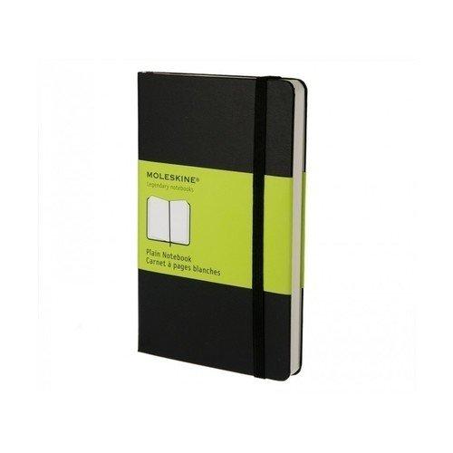 Фото - Блокнот нелинованный Classic Plain Pocket, 96 листов, черный блокнот moleskine reporter нелинованная pocket черный