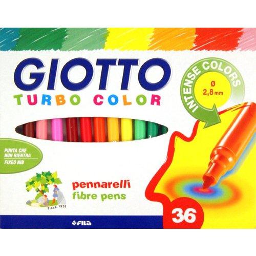 """Фломастеры """"Turbo Color"""", 36 цветов"""