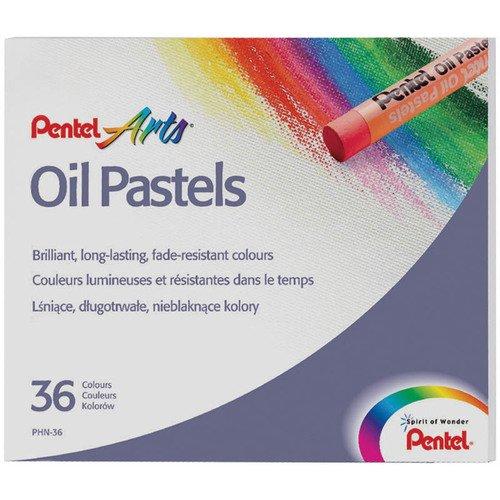 "Пастель масляная ""Arts Oil Pastels"", 36 цветов"
