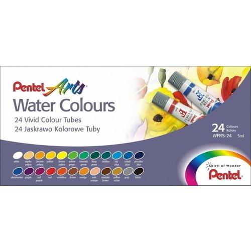 """Акварель """"Water Colours"""", 24 цвета"""