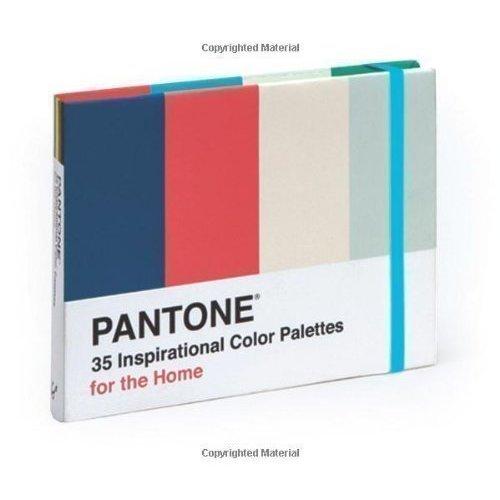 Pantone: 35 Inspirational Color Palettes for the Home цветовые карты pantong pantone gg1304