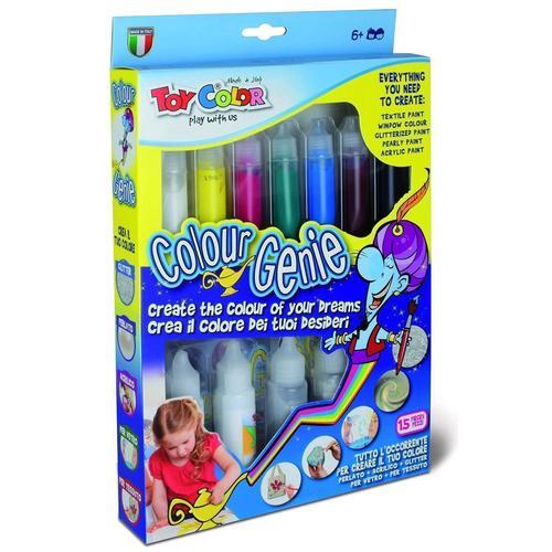 Набор Colour Genie steam genie 2012