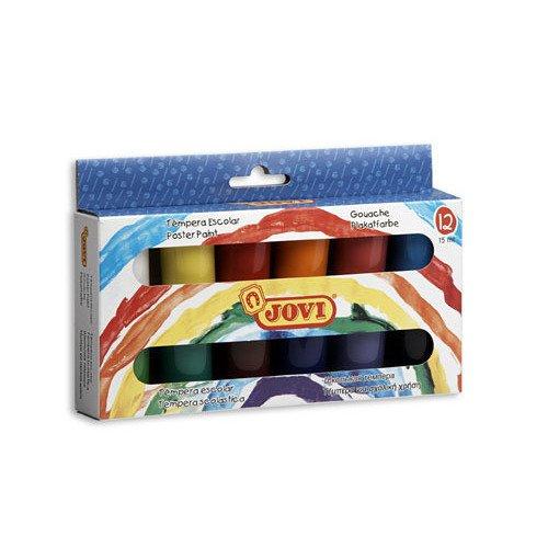 Гуашь, 12 цветов краски universal studios гуашь 6 цветов гадкий я