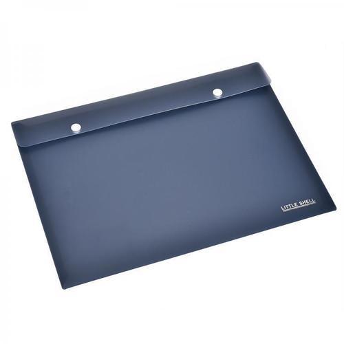 Полимерная папка для бумаги офисная SK-10 kokuyo высокая прозрачная офисная сумка книга с документами карманная файловая книга папка с листом бумаги a4 60 страниц желтый wcn tcb2610y