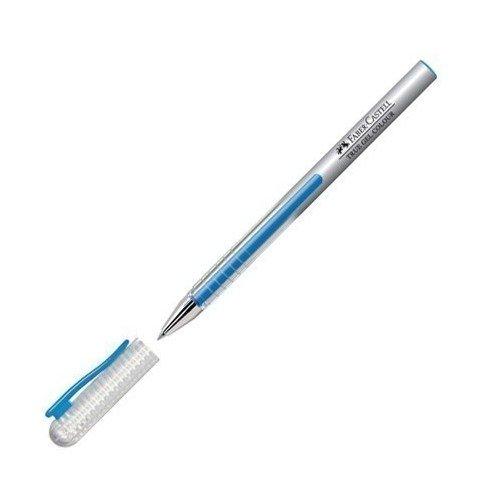 Гелевая ручка True Gel 07 мм голубая