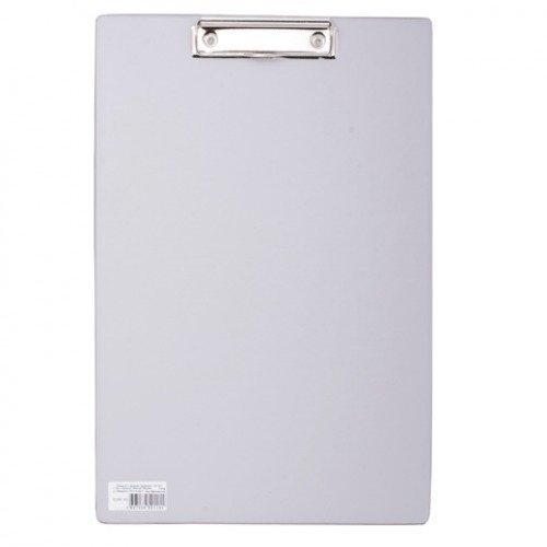 Доска-планшет Comfort с верхним прижимом А4, белая планшет а4 carbon