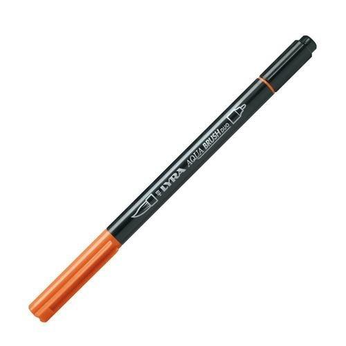 """Двойной фломастер """"Aqua Brush Duo"""", светло-оранжевый"""