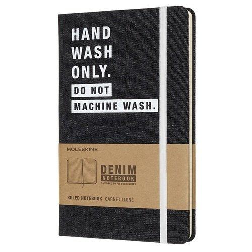 """Блокнот в линейку """"Denim Hand Wash"""" Large"""