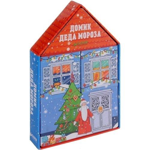 Домик Деда Мороза. Набор из четырех книг