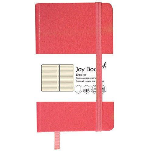 Блокнот Joy Book А5 в линейку красный блокнот joy book а5 96 листов в линейку голубой