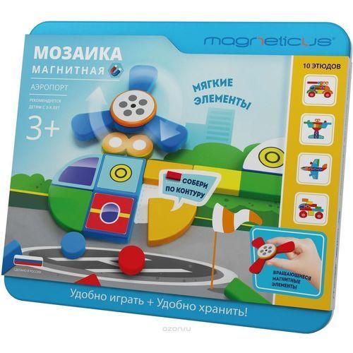Купить Магнитная мозаика Аэропорт , Magneticus, Мозаика