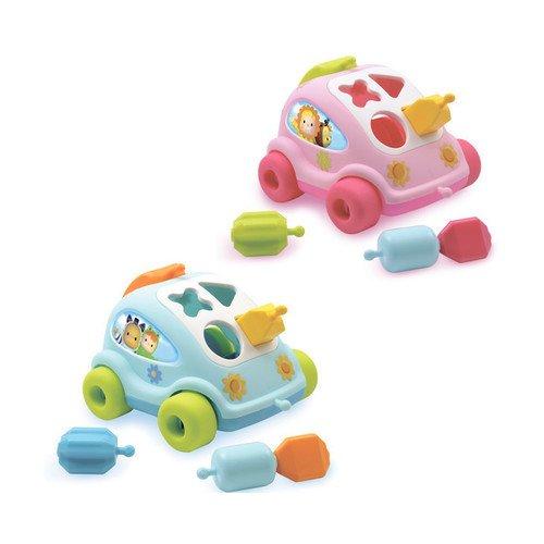 игровые центры для малышей b kids развивающий столик Развивающий автомобиль с фигурками