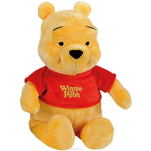 Мягкая игрушка Медвежонок Винни, 35 см nicotoy мягкая игрушка медвежонок винни 35 см