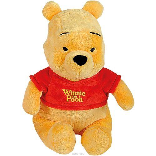 Мягкая игрушка Медвежонок Винни, 20 см nicotoy мягкая игрушка медвежонок винни 35 см