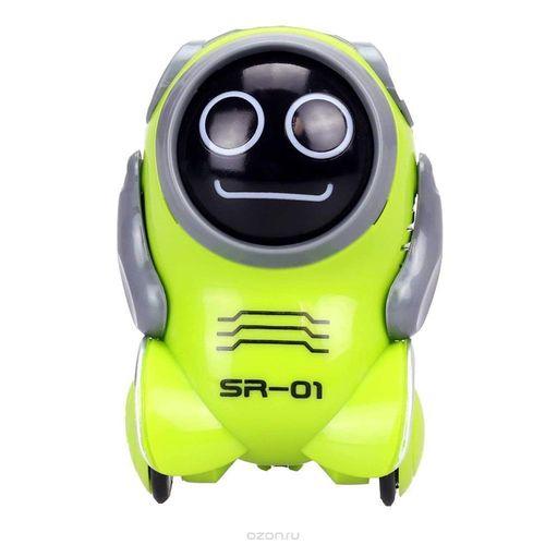 Фото - Робот Покибот робот интерактивный jt toys т57 d1325 серебряный