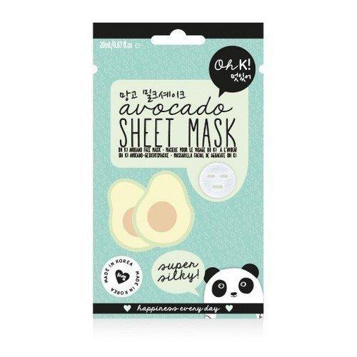 Маска для лица увлажняющая Oh K! увлажняющая маска авен