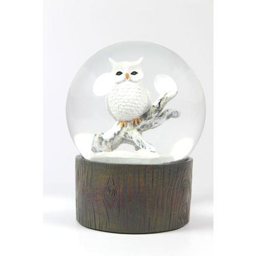 "цены Снежный шар ""Сова"", 10 см"