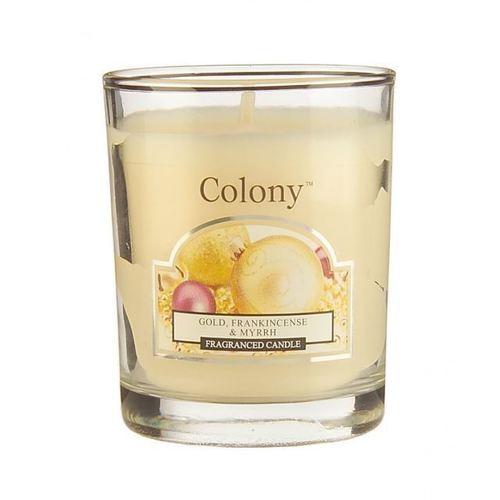 Свеча ароматическая Новогодняя карамель