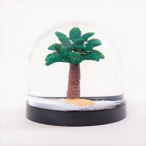 """Снежный шар """"Wonderball palm tree"""", 8 см недорого"""