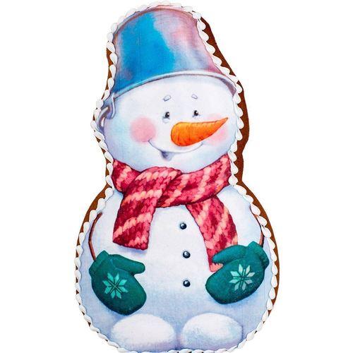 купить Пряник Снеговик недорого