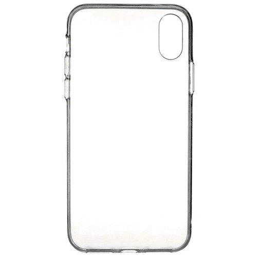 Фото - Чехол для iPhone X защитный текстурированный прозрачный силикон CS26TT01-I10 Laser Tone Case чехол