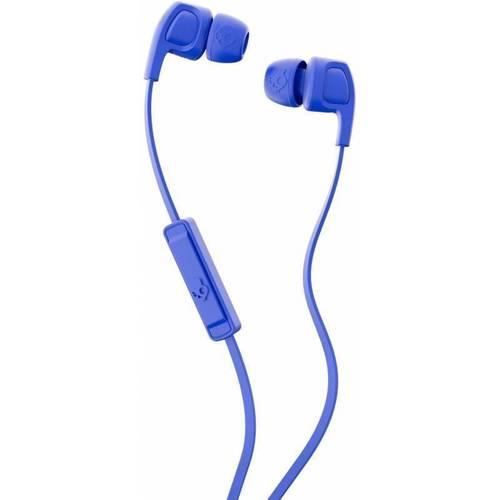 Наушники Smokin Bud 2 In-Ear W/Mic Street / Royal Blue / Dark Blue наушники smokin bud 2 in ear w mic spaced out clear black