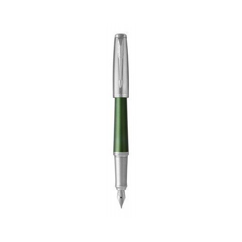 Ручка перьевая Urban Premium Green CT, F311, перо F ручка перьевая visconti divina royale nero перо f коричневый vs 373 02f