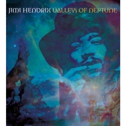 Jimi Hendrix / Valleys of Neptune плектр dunlop jimi hendrix 12 medium