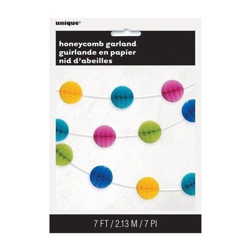 Гирлянда с разноцветными шарами Confetti, 2,1 м