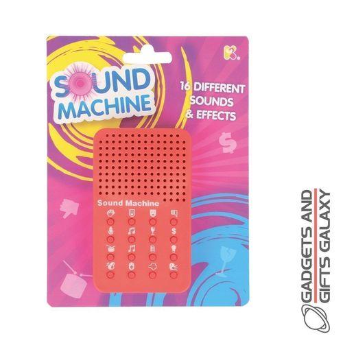 Машинка для звуковых эффектов